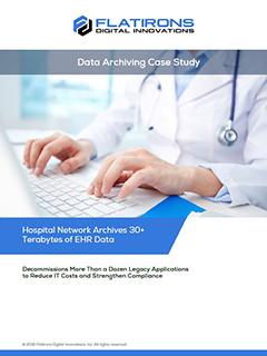 hospital case study image