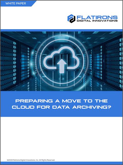 Cloud Archiving White Paper