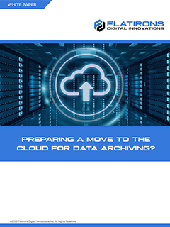 cloud archiving white paper image