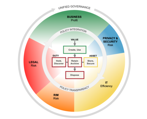 information governance model