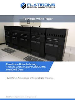 mainframe data archiving image