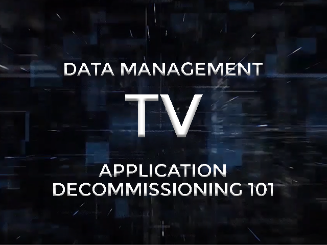 data management tv application decommissioning 101 image