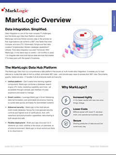 marklogic overview