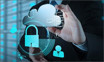 cloud application concept