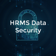 HRMS data security image