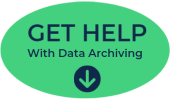 get help with data archiving