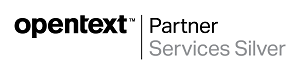 OpenText Services Partner Silver