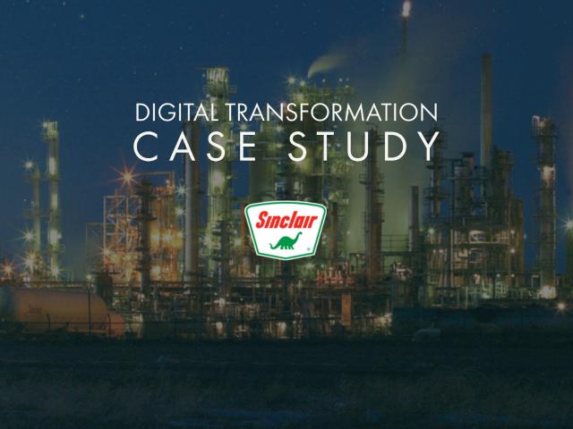 Sinclair Oil Case Study Image